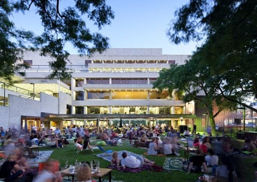 Queensland Performing Arts Centre – QPAC