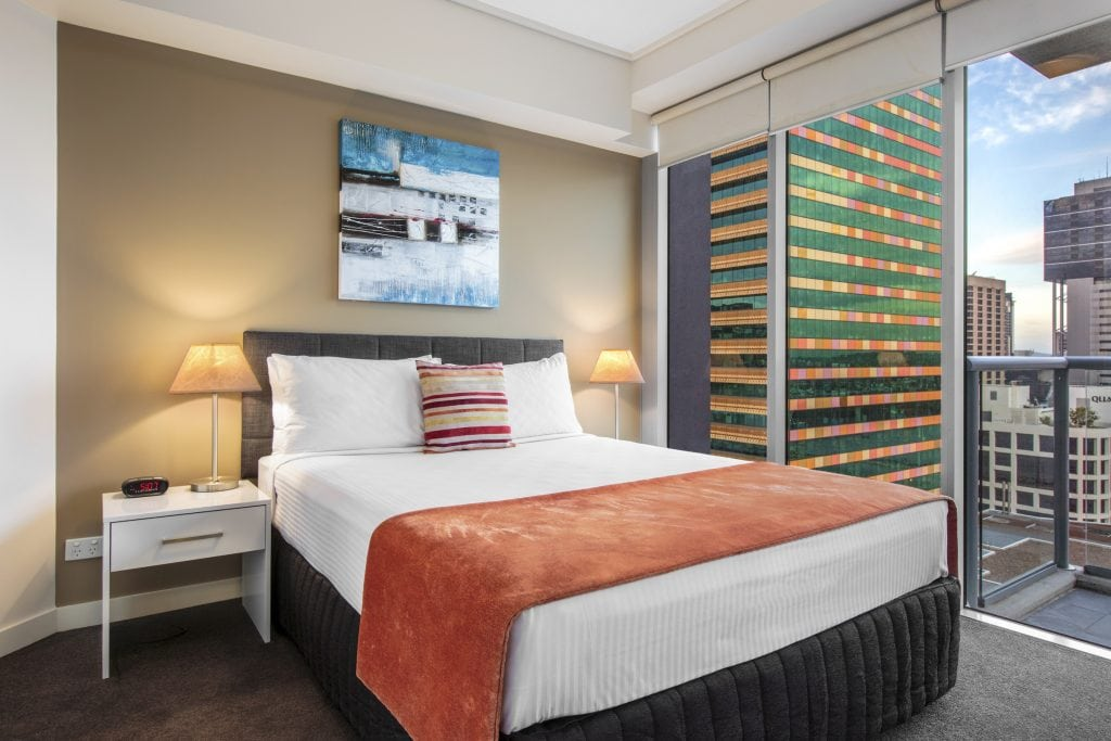 Evolution Apartments | Rooms